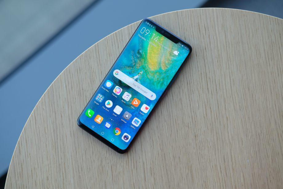 Smart Phone Huawei Mate 20 Memiliki Baterai Terbaik di Tahun 2018
