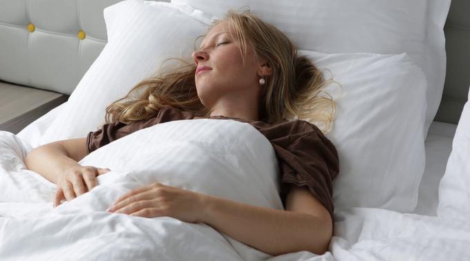 Tips Tidur Nyenyak Bebas Gangguan