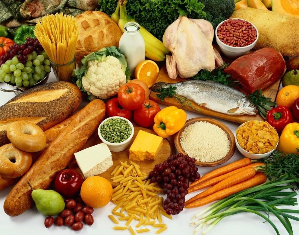 makanan tinggi kalori