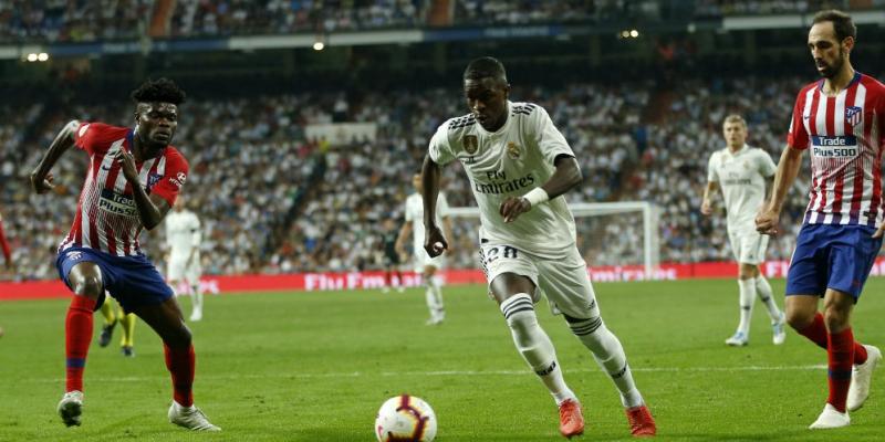 pemain Vinicius Junior