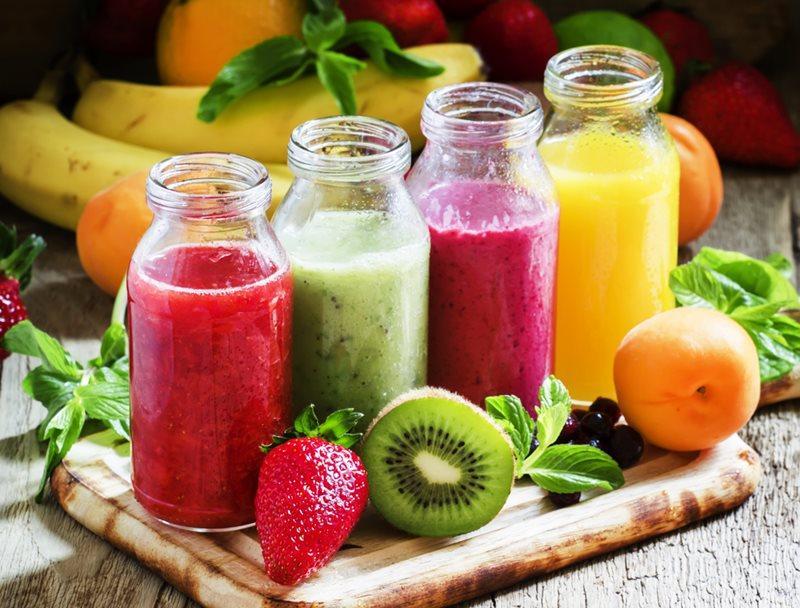 berbagai campuran jus yang baik untuk tubuh
