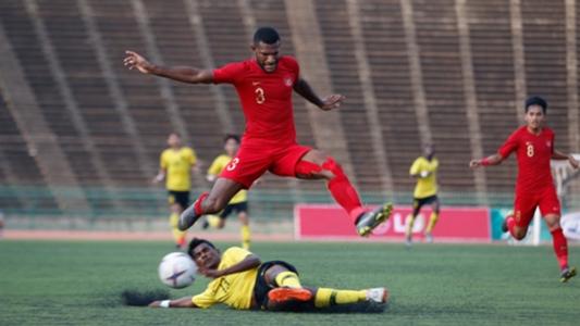 Marinus Wanewar Tak Mau Pusing Saat Piala AFF U-22 2019