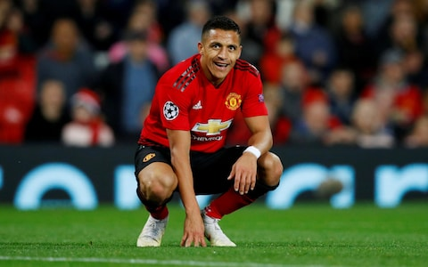 Sanchez akan pergi dari MU