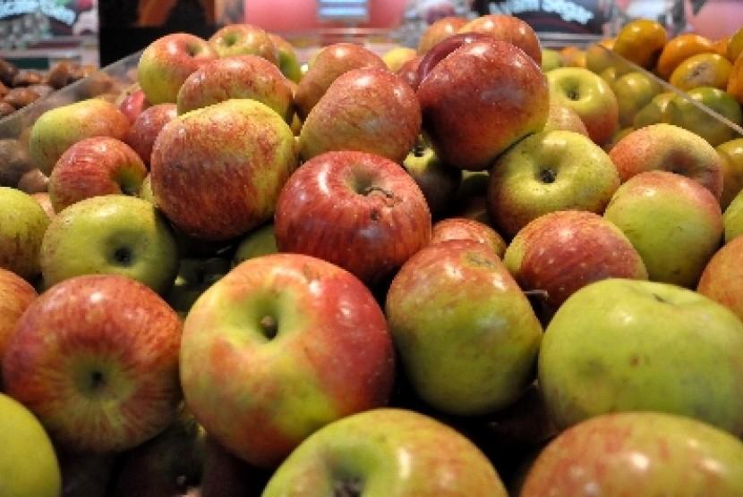 Manfaat dari memakan apel dengan Kulitnya