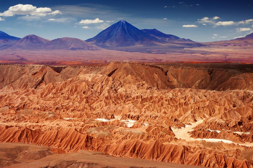 Mengenal Gurun Tertua dan Terkering Di Dunia Gurun Atacama