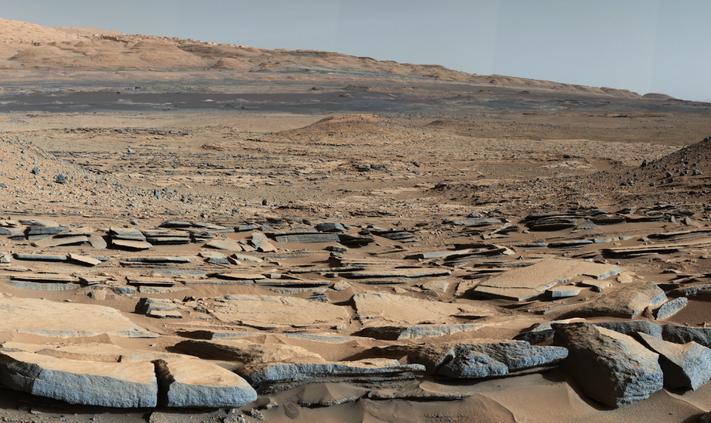 Hidup Di Mars Mungkin Hidup Dengan Partikel Debu