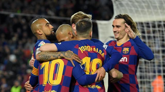 Pendapat Pemain Barcelona Terhadap Rencana Potong Gaji