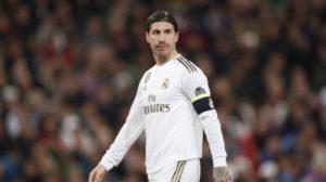 Sergio Ramos Masih Menanti Kontrak Baru Dari Real Madrid