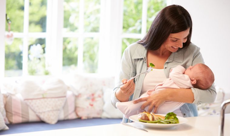 Jenis Vitamin Yang Penting Untuk Ibu Menyusui