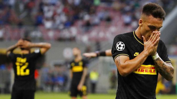 Lautaro Martinez Diprediksi Tidak Akan Merapat ke Barcelona