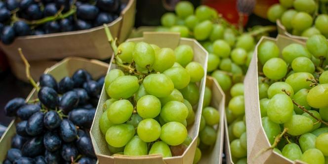 Manfaat buah anggur hijau bagi kesehatan