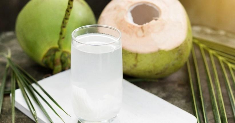 Selain Segar, Air Kelapa Juga Mampu Meningkatkan Metabolisme Tubuh Meningkat
