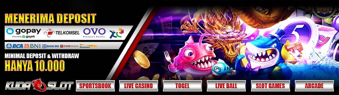 Mainkan Slot Tanpa Batas Bersama Situs Slot Online Kudaslot